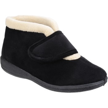 Shoes Women Slippers Fleet & Foster Levitt Black