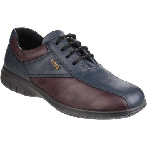 Shoes Women Derby Shoes Cotswold Salford Navy