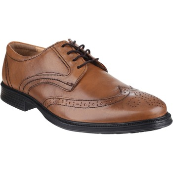 Shoes Men Derby Shoes Cotswold Mickleton Tan