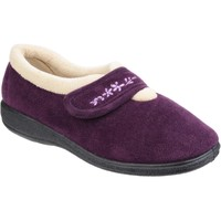 Shoes Women Slippers Fleet & Foster Capa Plum
