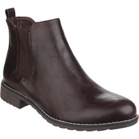 Shoes Women Mid boots Divaz Kelly Brown