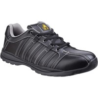 Shoes Men Low top trainers Amblers Safety FS50 Black