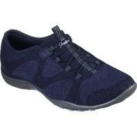 Shoes Women Low top trainers Skechers 23855NVY3 Breathe-Easy Opportuknity Navy