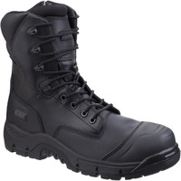 Shoes Mid boots Magnum M801365 Rigmaster M801365 Black