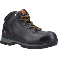 Shoes Men Mid boots Timberland Pro A1YWS001-6 Splitrock CT XT Black
