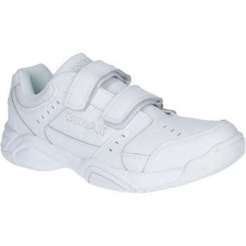 Shoes Women Low top trainers Mirak Contender White