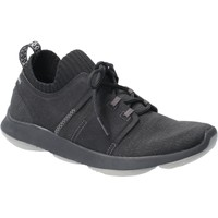 Shoes Women Low top trainers Hush puppies HW06598-002-3 World Black