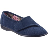 Shoes Women Slippers Gbs Audrey Touch Fast Navy