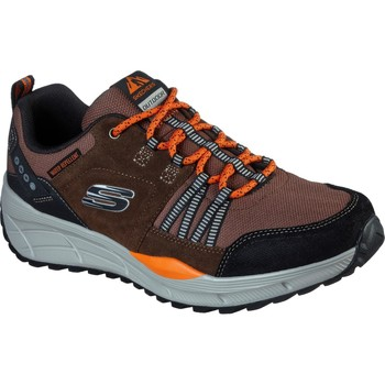 Shoes Men Walking shoes Skechers 237023-BRBK-06 Equalizer 4.0 Trail Brown and Black