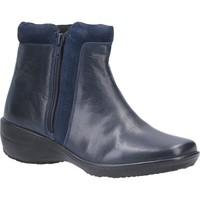 Shoes Women Ankle boots Fleet & Foster Mona Navy