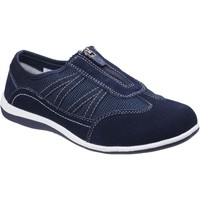 Shoes Women Low top trainers Fleet & Foster MOMBASSA-NVY-36 Mombassa Navy