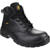 Shoes Mid boots Amblers Safety AS302C Preseli Black