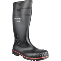 Shoes Wellington boots Dunlop Acifort Black