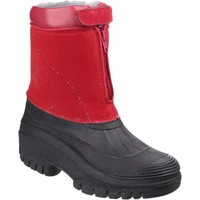 Shoes Women Wellington boots Cotswold Venture Red