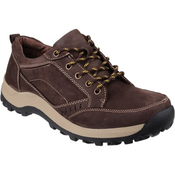 Shoes Men Walking shoes Cotswold Nailsworth Brown