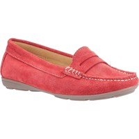 Shoes Women Loafers Hush puppies HPW1000-128-2-3 Margot Red