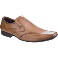 Shoes Men Loafers Base London Sphere Excel Waxy Tan