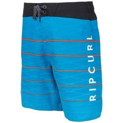 Clothing Boy Trunks / Swim shorts Rip Curl KBOEW4 Shock Line S/E Boy Blue