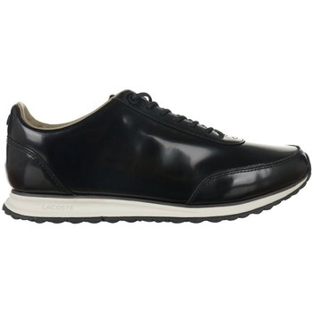Shoes Women Low top trainers Lacoste Helaine Runner 3 Srw Black