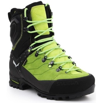 Shoes Men Walking shoes Salewa MS Vultur Evo Gtx Celadon,Black