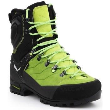 Shoes Men Walking shoes Salewa MS Vultur Evo Gtx Black,Celadon