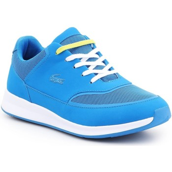 Shoes Women Low top trainers Lacoste Chaumont Lace 217 7-33SPW1022125 blue