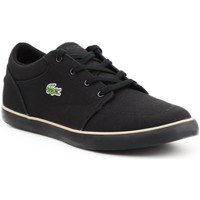 Shoes Men Low top trainers Lacoste Bayliss 7-31SPM007702H black