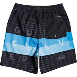 Clothing Children Trunks / Swim shorts Quiksilver Word Block 15