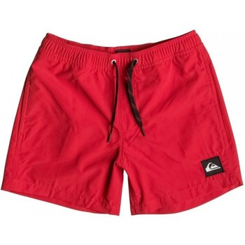 Clothing Children Trunks / Swim shorts Quiksilver Everyday 13 EQBJV03042 Red