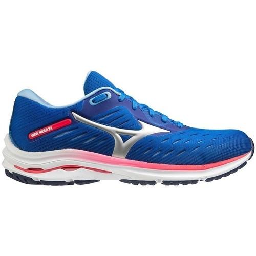 Shoes Women Fitness / Training Mizuno Wave Rider 24 Blue