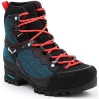 Shoes Women Walking shoes Salewa WS Raven 3 Gtx Black,Green