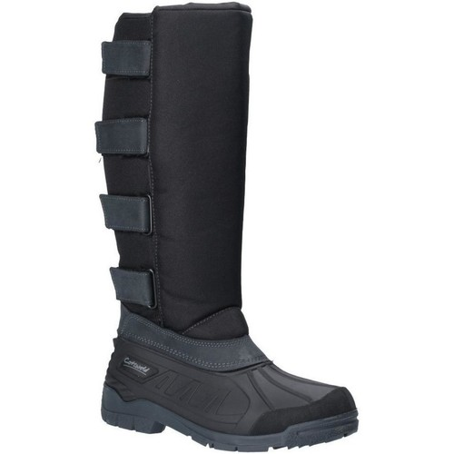 Shoes Women Wellington boots Cotswold F99284SPI Kemble Black