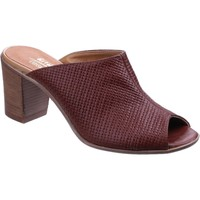 Shoes Women Mules Riva Di Mare Rocco Tan