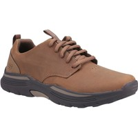 Shoes Men Derby Shoes Skechers 204175-DSRT-06 Expended Carvalo Desert