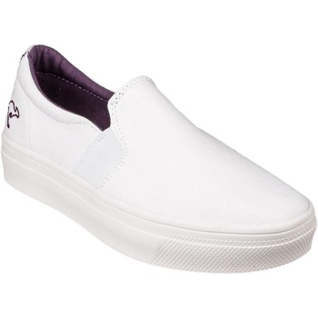 Shoes Women Slippers Kangaroos 22170 K Mid Plateau White