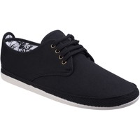 Shoes Men Low top trainers Flossy YAGOMAN Yago Black