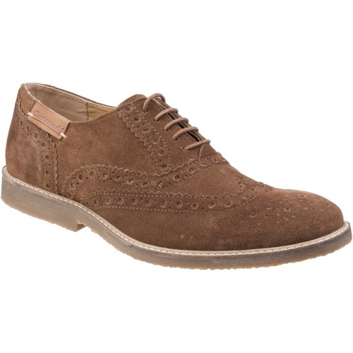 Shoes Men Brogues Cotswold 1649 Chatsworth Camel