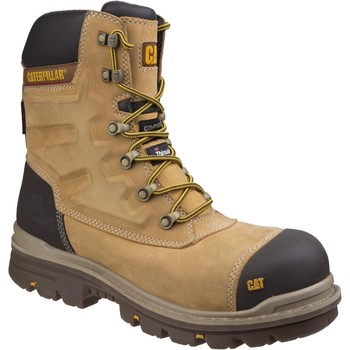 Shoes Men Safety shoes Cat Footwear CT025N Premier Honey