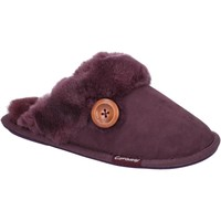 Shoes Women Slippers Cotswold Lechlade Purple