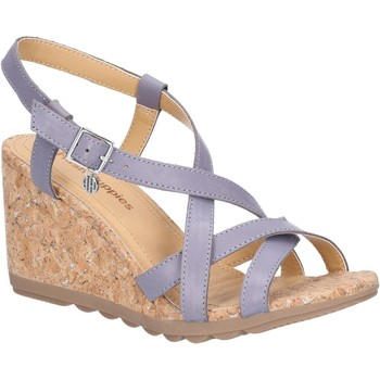 Shoes Women Sandals Hush puppies HW06563-428-3 Pekingese Strappy Blue