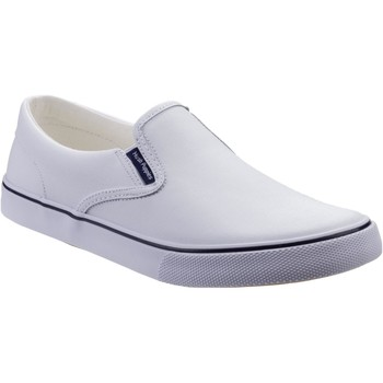 Shoes Women Slip-ons Hush puppies HW06649-100-3 Byanca White Leather
