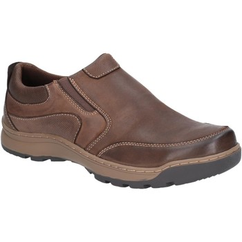 Shoes Men Loafers Hush puppies DH16391-9-7 Jasper Brown