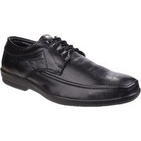 Shoes Men Derby Shoes Fleet & Foster DAVE753206 Dave Black