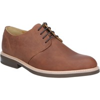 Shoes Men Derby Shoes Steptronics Gleneagles Dark Tan