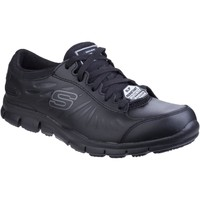 Shoes Women Fitness / Training Skechers Eldred Black