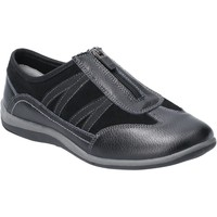 Shoes Women Slip-ons Fleet & Foster Mombassa Black