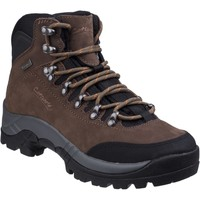 Shoes Men Walking shoes Cotswold 25533-42476-08 Westonbirt Brown
