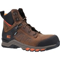Shoes Men Walking shoes Timberland Pro A1Y9U214-6 Hypercharge Work Brown and Orange
