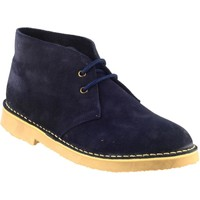 Shoes Men Mid boots Cotswold Sahara Boot Navy