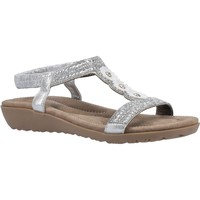Shoes Women Sandals Fleet & Foster Tabitha Silver
